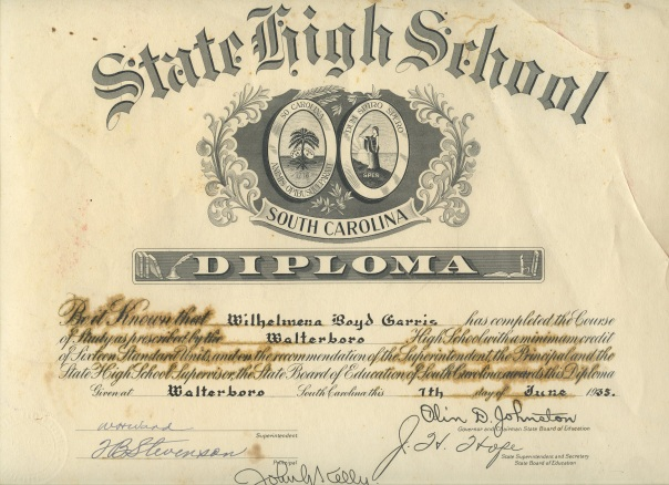 highschool diploma grandma 3
