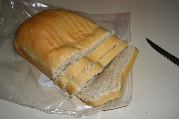 sourdough bread by michaela july 2009