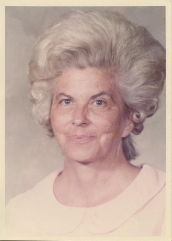 schoolday picture grandma pink 5x7