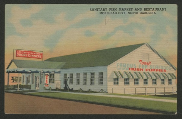 sanitary fish market