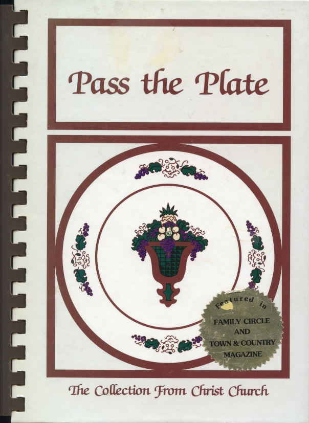 pass the plate cover