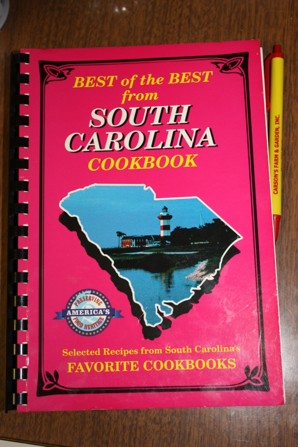 recipejuliahelenSQUASHCASSEROLEcookbookcover
