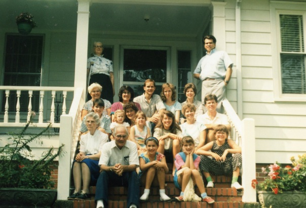 st. matthews porch family