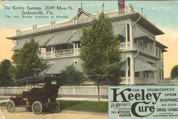 Keeley Institute Front